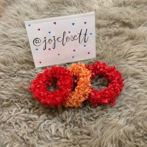 UO Inspired Scrunchies (pack of 3)